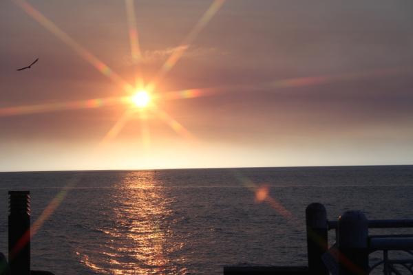 Straddie Sunset