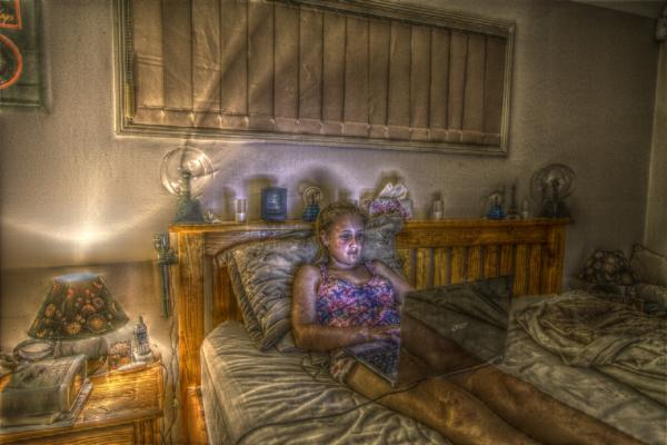Mucking around with HDR